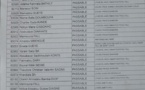 Bac 2013: Liste des admis d'office au lycée Charles De Gaulle(LCG)