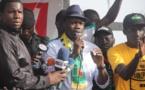 """[Vidéo] Ousmane Sonko : """"Si Macky veut être candidat, il devra marcher sur nos cadavres"""""""