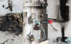 Incendie dans le bloc de réanimation : Grosse panique à l'hôpital de Saint-Louis (vidéo)