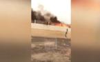 Matam: La Maison du Président Macky Sall incendiée (vidéo)