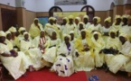 Ramadan 2013: les femmes de la Mairie rendent hommage à Ousmane Masseck Ndiaye.