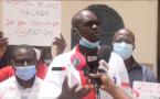 Une menace de grève générale plane sur l'hôpital de Saint-Louis (vidéo)