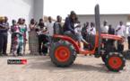 Saint-Louis : Une cinquantaine de jeunes à l'école du machinisme agricole (vidéo)
