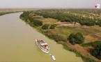 Saint-Louis : le niveau du fleuve à 0m,58, sur une cote d'alerte de 1m,75