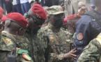 """Mamady Doumbouya : """" Il n'y aura pas de chasse aux sorcières"""""""