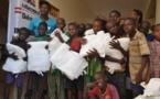 Action sociale : L'association Jardin d'Espoir Sénégal offre un lot de matériel d'hygiène aux daaras de Cité Niakh et Ndioloffene.