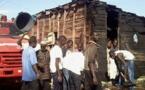 Incendie à Sindoné : le Conseil de quartier au chevet des  sinistrés.