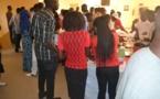 Saint Valentin: Saint-Louis en rouge et noir (photos)