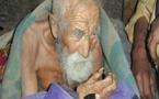 «La mort m'a oublié», dit l'homme de 179 ans (Inde)