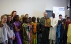 Coopération décentralisée : des élèves de Dagana en visite au collège Levi- Strauss (France)