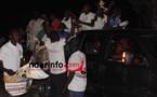 VIDÉOS -  les partisans de Mansour Faye en  liesse devant la mairie. Regardez !