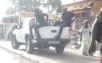 SAINT-LOUIS : la permanence du PDS sous surveillance policière.