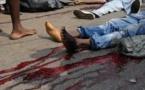 Violence à Darou: en pleine bagarre, un homme donne un violent coup de sabre à une femme.
