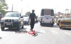 Saint-Louis : Deux personnes heurtées par un bus Tata à l'entrée de Pikine.