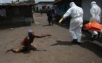 Les images choquantes de la triste realite de l'épidémie d'Ebola au Libéria