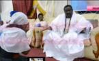 VIDEO : Amy Collé Dieng se fait humilier publiquement par Serigne Béthio Thioune