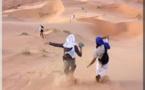 Mauritanie : 400 touristes seulement en 2014