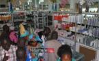 """SAINT-LOUIS: les images de l'inauguration de la Boutique """"QEI+"""""""