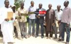 MAINTENANCE DES INFRASTRUCTURES HYDROAGRICOLES: Trois véhicules pick-up remis aux comités d'usagers de l'eau de la délégation de DAGANA.