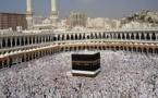Mecque : mort d'un pèlerin sénégalais du premier vol