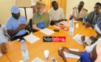 Rencontre entre le CRS, la CARITAS et les autorités administratives et municipales de Fass-NGOM