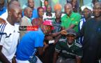 VIDÉO - Le Sacre de l'UGB accueilli triomphalement à FASS-NGOM.