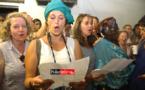 AMBIANCE A L'INAUGURATION DU CENTRE MÉDICO-SOCIAL DE PIKINE : Des chants de l'Union aux pas de danse de « Mbalakh ».