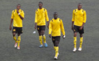 FOOT : Linguère (0 - 1) Ndiambour.