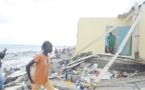 Erosion cotière : La mer avance de 1 à 1,33 m par an au Sénégal