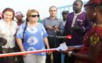 INAUGURATION DE L'ÉCOLE DE NDIANDOU : la coopération décentralisée entre Saint-Laurent Blangy et Rosso, au beau fixe.