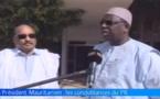 Regardez ces images fortes d'émotions de la présentation de condoléances de Macky au président Mauritanien
