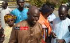 Saint-Louis : quand Mansour FAYE manifeste contre la caricature de Sarigne touba.