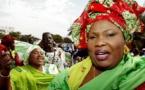 PRESIDENTIELLE - Mame Bounama Sall vote Aminata Mbengue Ndiaye