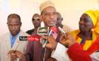 NDIEBENE GANDIOL : le maire au chevet de ses étudiants.