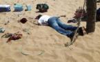"""Attaque de Grand-Bassam : """"Ils ont tué trois personnes derrière nous"""""""