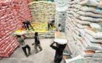 Gendarmerie: 464 tonnes de riz impropre à la consommation saisies.