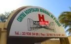 La Morgue de l'hôpital défaillante: des sachets de glace pour conserver les morts.