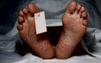Morgue de l'hôpital de Saint-Louis: « on met des sachets de glace sur les cadavres  ... », un témoignage pathétique.