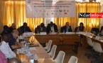 RECHERCHE ENVIRONNEMENTALE: LE LMI - PATEO planche sur la participation des populations dans l'exploitation des ressources des deltas du Sénégal.