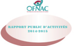 ( Document) Voici le rapport complet de l'OFNAC 2015