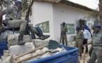 Saint-Louis: 113 kilos de chanvre indien saisis à l'entrée de Podor.