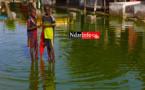 ( Photos ) Les incroyables conséquences des refoulements d'égouts à SOR DAGA.
