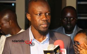 """Ousmane Sonko tire sur le """"Macky"""" : """"C'est un président violent"""""""