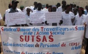 Richard Toll : Le Sutsas en sit-in, menace d'une grève générale