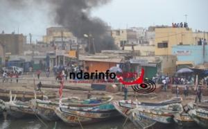 URGENT - Démolition  des mosquées: çà  chauffe  à  Guet-Ndar.