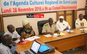 Culture : les acteurs valident l'agenda régional de Saint-Louis.
