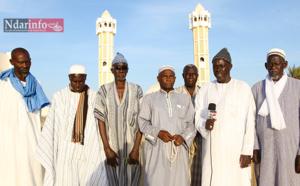 NDAR : le Grand Appel du GAMOU à la Mosquée Mouride. Regardez !