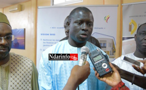 ACTE III DE LA DÉCENTRALISATION : Cheikh Issa SALL insiste sur la place prépondérante de la fiscalité locale.