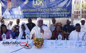 Me Ousmane NGOM : « J'ai tiré les leçons de toute l'expérience que j'ai capitalisée sur la scène politique  ».