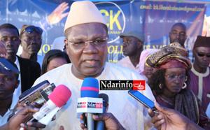 Lancement du LCK à Saint-Louis : Toute la déclaration de Me Ousmane NGOM ( Vidéo )